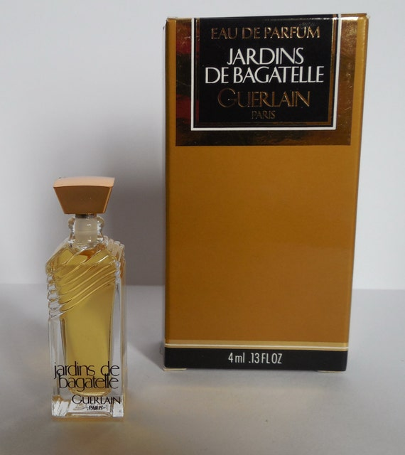 Jardins De Bagatelle Of Guerlain Perfume Miniature