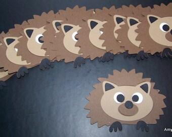 Hedgehog die cuts