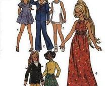 Crissy Doll Leisure Wardrobe Pattern