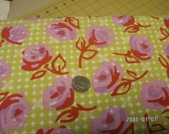 floral fabric free spirit