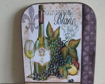 "Cutting board ""Sauvignon Blanc"""