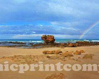 Panoramic, Landscape Photography, Australian Photography, Original Photography, Split Point Lighthouse, , Aireys Inlet, Victoria, Australia