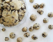 Frozen Chocolate Chip Cookie Dough