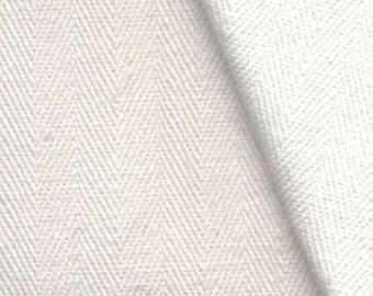 Cotí o coutil blanco. White coutil.