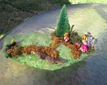 Popular Items For Garden Diorama On Etsy