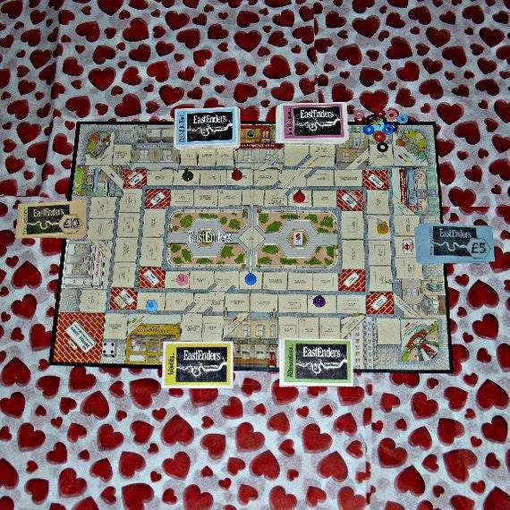 eastenders board game british soap opera 1988 bbc television. Black Bedroom Furniture Sets. Home Design Ideas