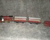Antique/Vintage 4 piece toy train