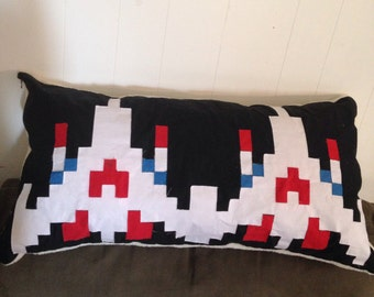 Galaga Pillow Cover