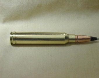 Bullet Pen 300 Winchester Magnum Mini Non-Retractable