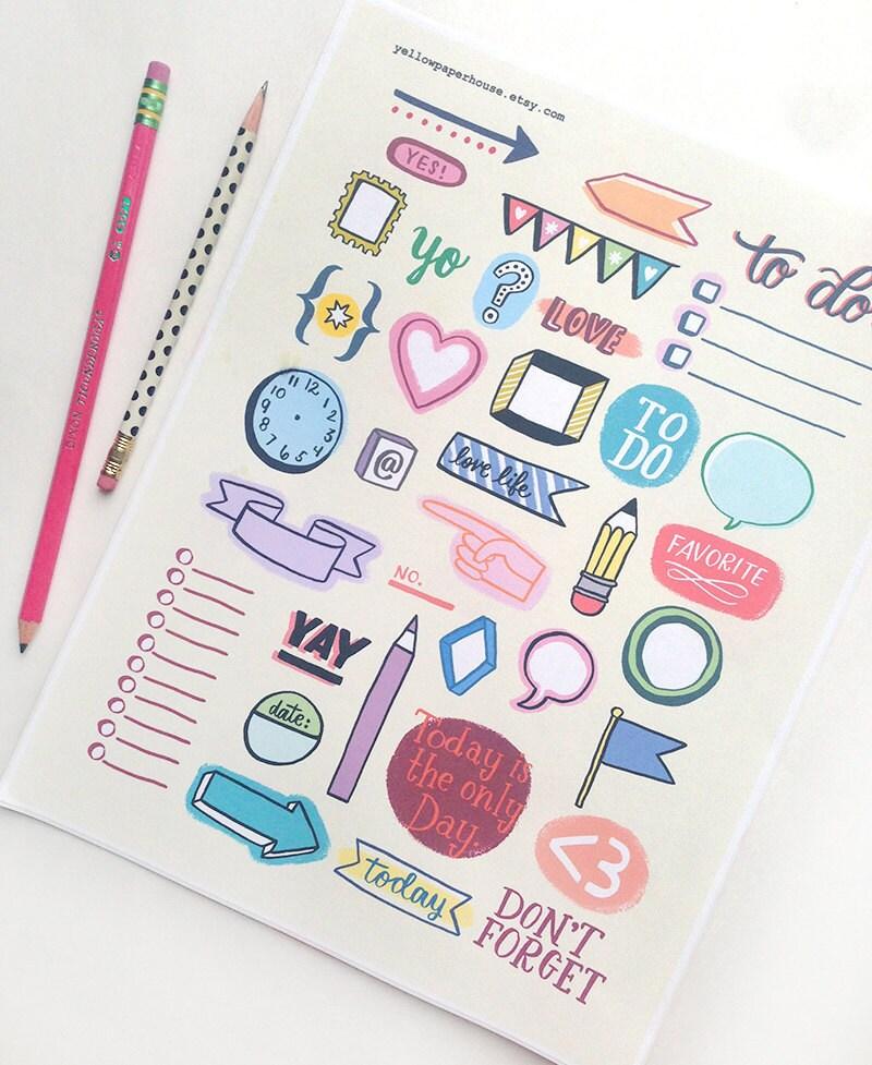 Pics For > School Notebook Doodles Tumblr
