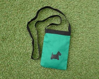 Scottie Dog Poop-Bag Bag