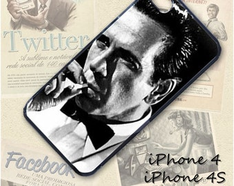 Humphrey Bogart cell phone Case / Cover for iPhone 4, 5, Samsung S3, HTC One X, Blackberry 9900, iPod touch 4 / 280