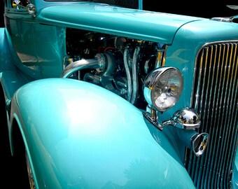 Auto art image of custom 1934 Pontiac