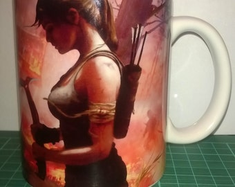 Tomb Raider Lara Croft 11oz Mug