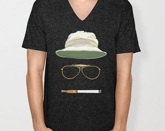 Fear and Loathing in Las Vegas MEN V-NECK
