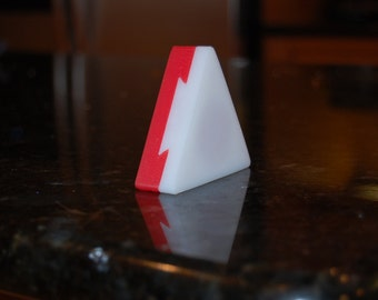 Triangle Puzzle Box 3D Printed