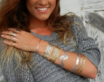 Metallic Tattoos, BEST T EEN GIFT Ideas, Birthday GIfts for Teenage Girls, Best Teenage Girl Birthday Gift, Sweet 16 Birthday Gift for Girls