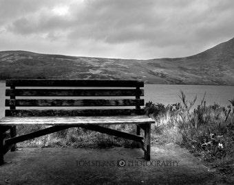 Dark Chair (Fine Art Photography)