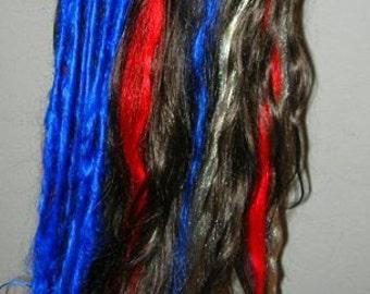 Graverobber Repo the Genetic Opera dreadlock dreads goth wig!