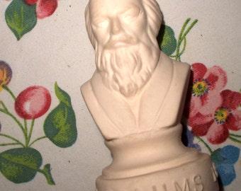 Vintage Halbe Brahms Statuette