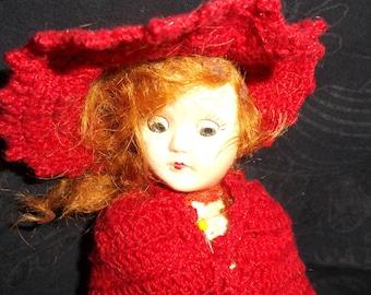Vintage Dime Store Doll