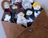 Lord Of The RIngs Finger Puppets