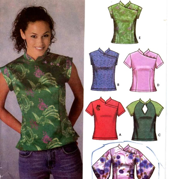 Asian Style Tops 109
