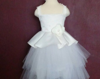 Lia Flower Girl Dress