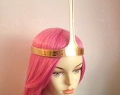 Adventure Time Princess Bubblegum tiara crown circlet cosplay costume