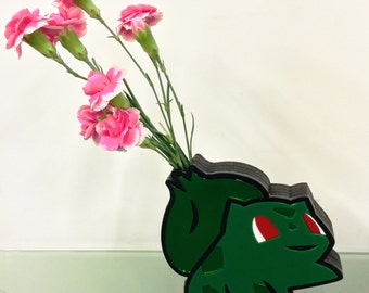 Bulbasaur Flower Vase