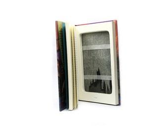 Harry Potter E-Reader Kindle Touch Fire Case Hollow Book Sorcerer's Stone Handmade Secret Storage For Harry Potter Lover - CUSTOM ORDER