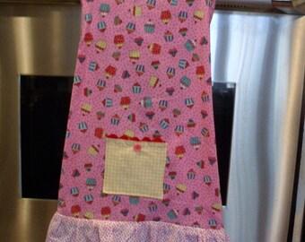 Cupcake girly apron