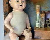 Jean, the well loved composite baby doll