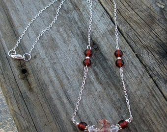 Warm Wave Necklace