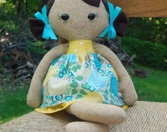 Rag doll  Calico CUSTOM for adoption