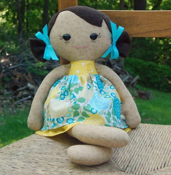 Rag doll  Calico CUSTOM for adoption
