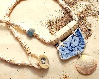 Beachin' No. 2 Summer Necklace