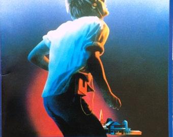 1984 FOOTLOOSE Movie PROGRAMME in JAPANESE