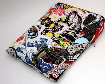 Anime Ninja Samurai iPad/Tablet Case