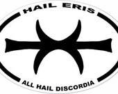 Hand of Eris Bumper Sticker