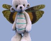Bugsy Teddy Bear E-pattern