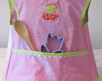Girls Coverup Apron