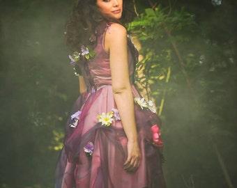 Custom Fairy Garden Dress