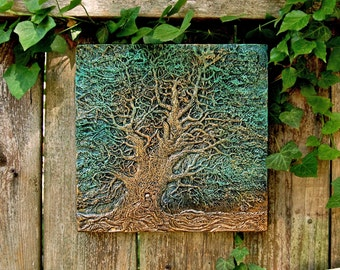 Game Of Thrones Weirwood Tree Art Wall Plaque, Garden Art, Large Stone Tree  Sculpture