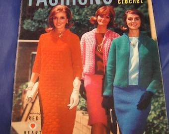 Knit Crochet Patterns Fashions Coats & Clarks Book No 157