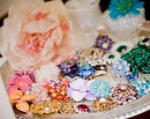 Brooch Bouquet - Custom Vintage Jewelry Heirloom Bouquet - Miranda Lambert's Designer - Choose From Thousands of Vintage Brooches Any Colors