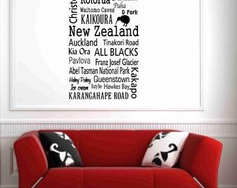 Australia Wall Art Aussie Wall Decals Aussie Humor NZ - Wall decals nz