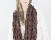The Lawrenceville - Infinity Scarf - wildwood