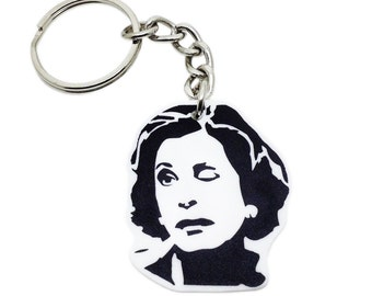 Lucille Bluth Keychain