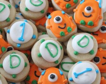 5 dozen Mini Monster Cookie Nibbles